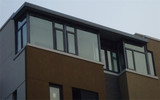 成都断桥铝门窗-隔热窗
